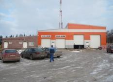 Пункт инструментального контроля. Московская область
