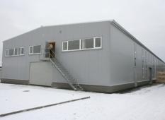 Производственно-складское здание. Владимирская область