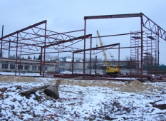 Производственно-складское здание. Калужская область
