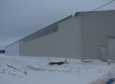 Сдвоенный склад. Калужская область