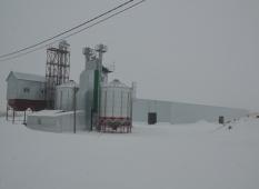 Зернохранилище. Брянск