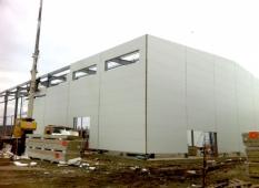 Здание склада. Пензенская область